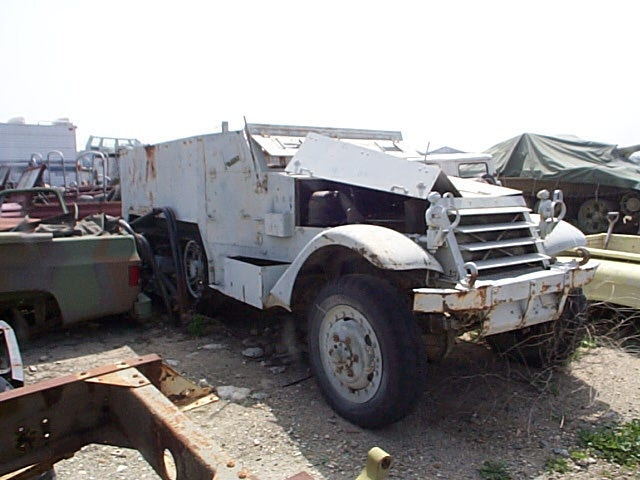 Military Vehicle Repair and Restoration - default html